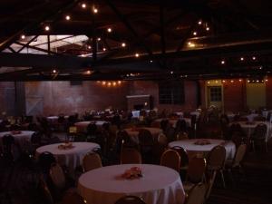 2009 Event Setup