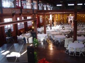2010 Event Setup